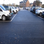 Netball Court Resurface in Aller 3
