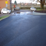 Netball Court Resurface in Aller 7