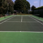 Tennis Court Resurface in Abthorpe 10